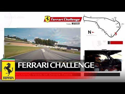 488 Challenge ? Onboard Road Atlanta
