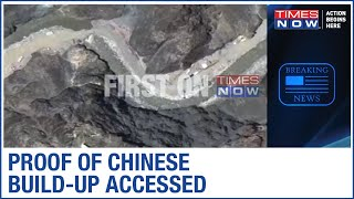 China continues build-up along LAC, Satellite images accessed amid crucial de-escalation talks - TIMESNOWONLINE