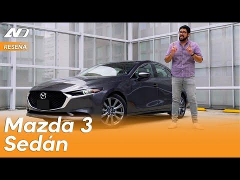 Mazda 3 Sedán ?? - Se acerca a territorio premium