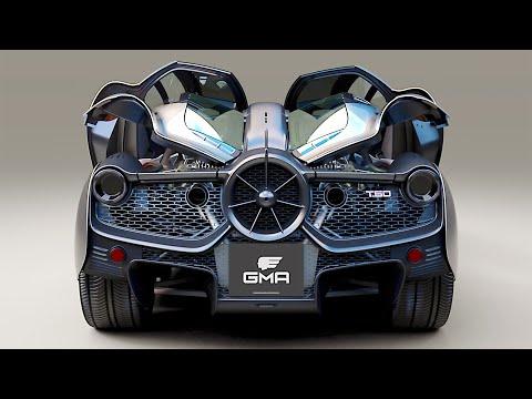 The Craziest Hypercar 2020! Gordon Murray T50 Presentation
