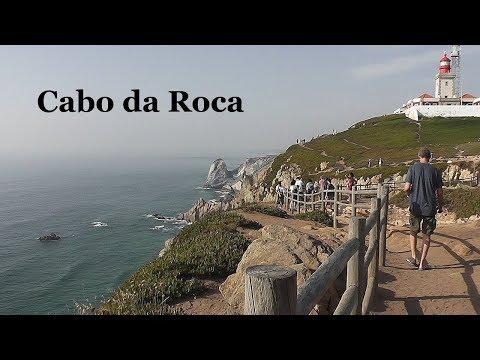 PORTUGAL: Cabo da Roca (cape) HD