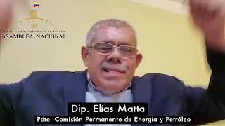 Derecho de palabra del Dip. Elías Matta en la Sesión Especial de la AN, sobre aumento de la gasolina