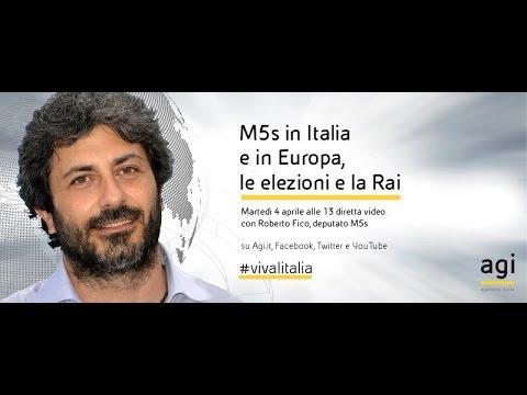 #vivalitalia con Roberto Fico