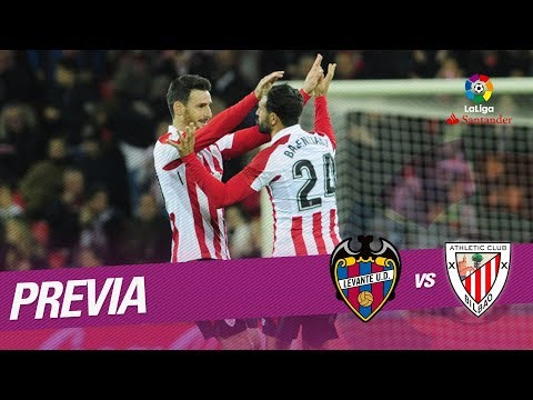 Previa Levante UD vs Athletic Club