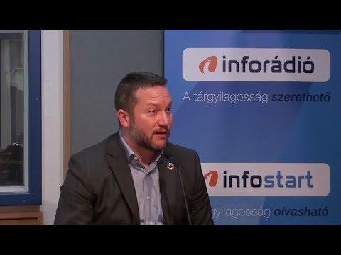 InfoRádió - Aréna - Ujhelyi István - 2. rész - 2020.01.09.
