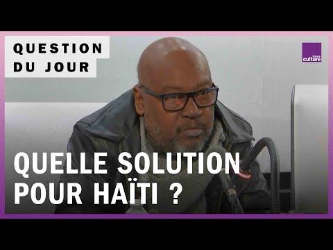 Vidéo de Lyonel Trouillot