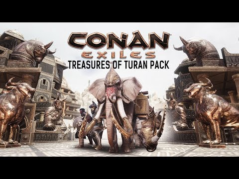 Conan Exiles - Treasures of Turan Trailer