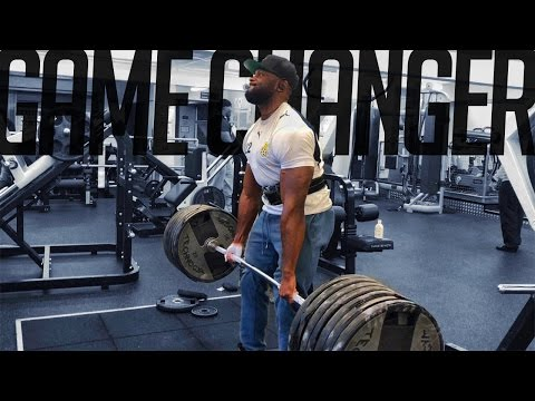 Explode Your Deadlift Strength with This Simple Tip | PowerBulk Update | Gabriel Sey