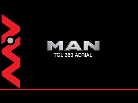 MAN TGL 360 Exterior