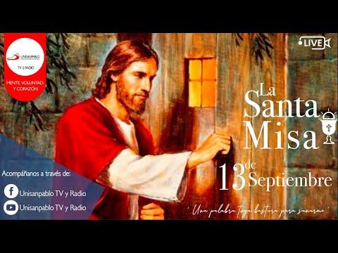 Santa Misa    13 SEP 2021