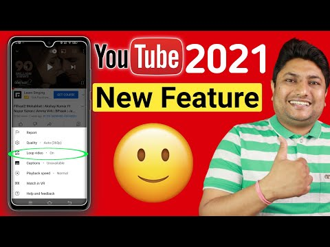YouTube New Feature for Mobile Users in 2021 😃