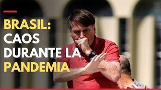 Coronavirus Brasil:  polémicas medidas contra el virus de Jair Bolsonaro