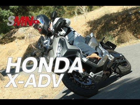 PRUEBA Honda X-ADV 2019 [FULL HD]