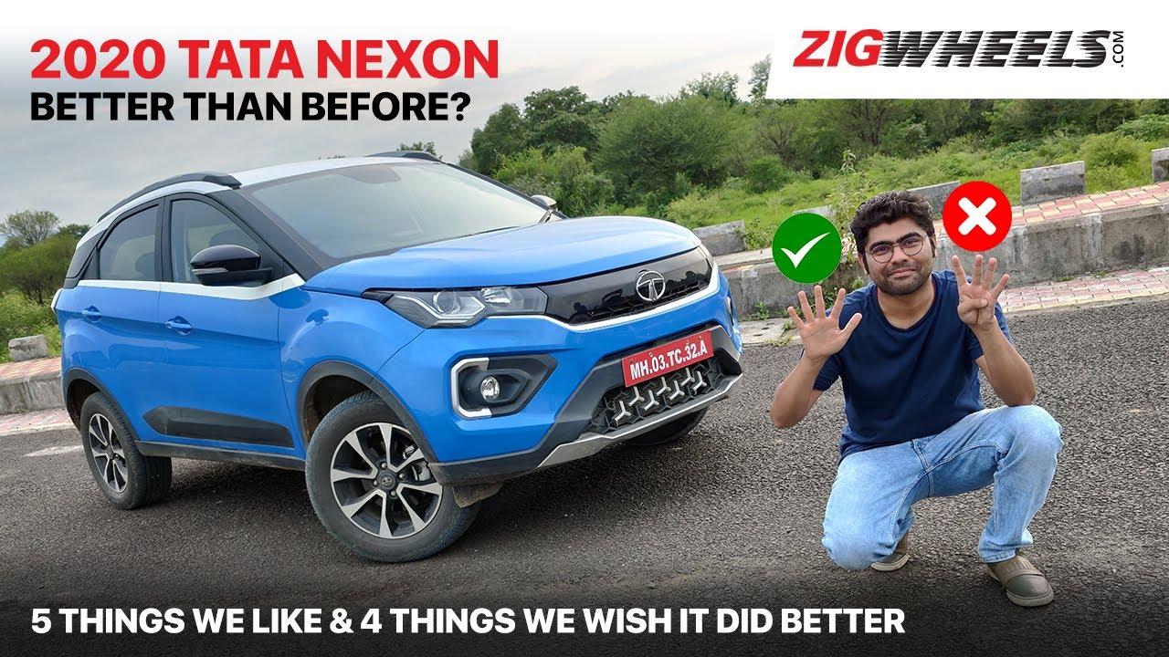 Tata Nexon 1.2 Petrol | 5 Things We Like & 4 Things We Wish It Did Better | Zigwheels.com