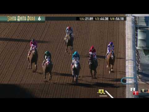Donald Valpredo California Cup Sprint (Cal-breds)  - January 28, 2017