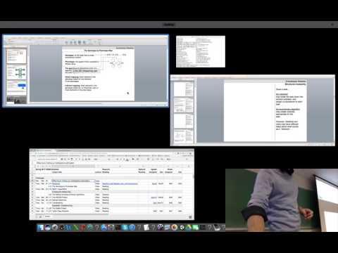 Lecture 14 of Evolutionary Robotics course at UVM (filmed Tues Mar 21, 2017)