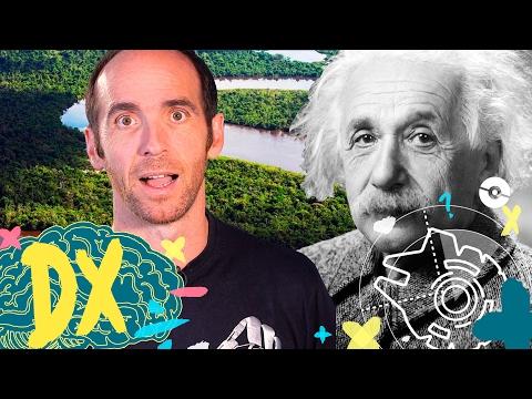 Einstein, los ríos y el número Pi