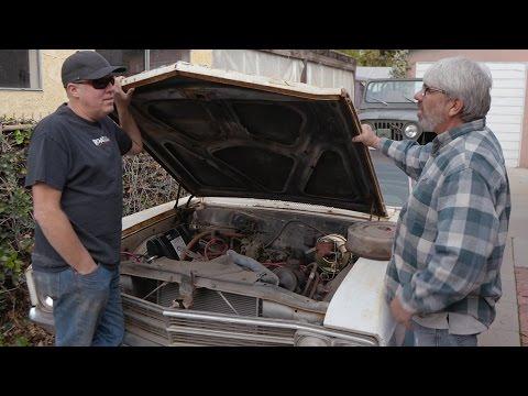 justinrwhiteblog: Update on the Barn-Find Buick! - Roadkill Extra