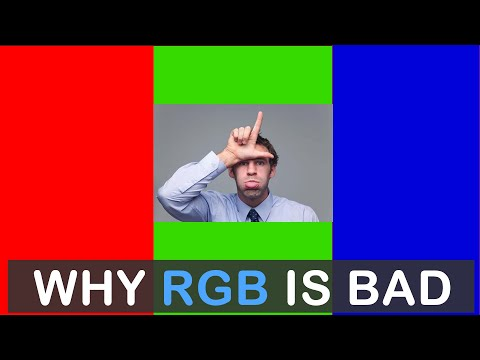 RGB is for losers - DazLab Stupid Ep14