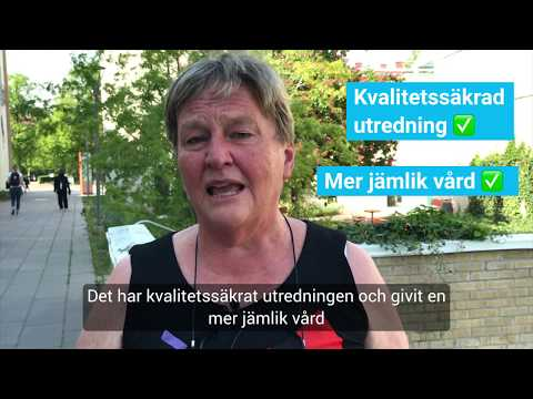 Cancerdagen 2019: Kortare väntetider i cancervården