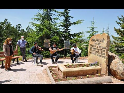 Halk ozanı Aşık Mahzuni Şerif, mezarı başında anıldı