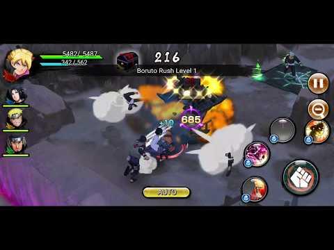 connectYoutube - NARUTO X BORUTO NINJA VOLTAGE Android Gameplay #3