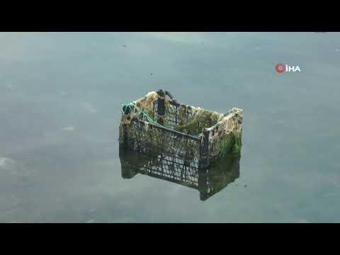 Samatya Sahil'deki Çöp Yığınlarına Vatandaş İsyan Etti