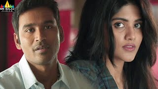 Dhanush's Thoota Movie Megha Akash Intro Scene | Latest Telugu Movie Scenes @SriBalajiMovies - SRIBALAJIMOVIES