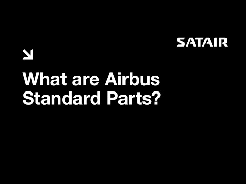 Satair - Airbus Standard Parts