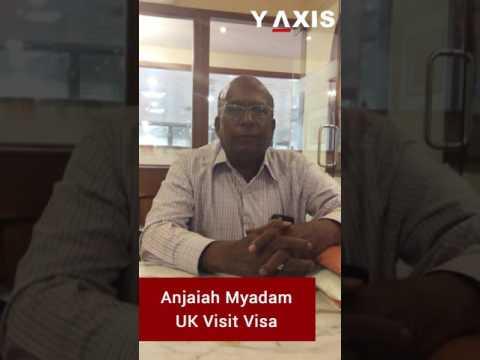 Anjaiah Myadam UK Visit Visa PC Rayees Sulthana