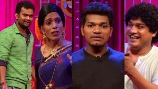 Jabardasth Ram Prasad,Jabardasth Avinash Performance - Mugguru Monagalla Muddula Priyuralu Skit - MALLEMALATV