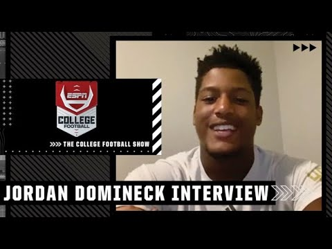 Jordan Domineck on his 78-yard TD against Kennesaw State | The College Football Show