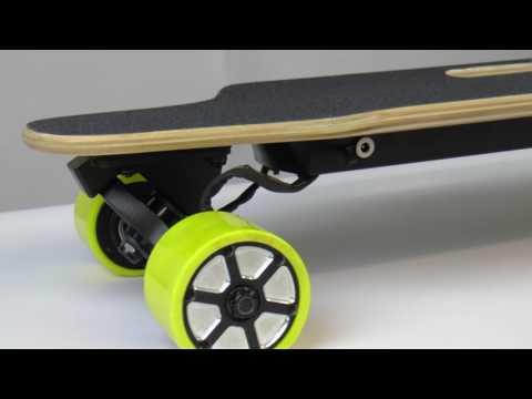 Hobbex Electric Longboard - Eldriven skateboard