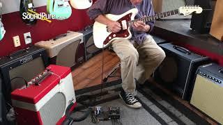 Elliott Peter Stroud Tonemaster Vanilla Shake #P50129 Quick 'n' Dirty