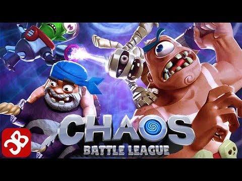 Chaos Battle League iOS/Android Gameplay Video
