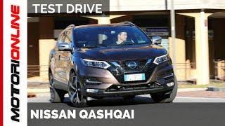 Nissan Qashqai 2018 | Test drive
