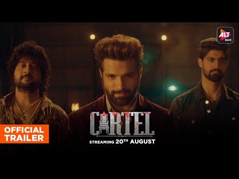 Cartel Official Trailer | Rithvik Dhanjani, Tanuj Virwani, Jitendra Joshi, Divya Agarwal | ALTBalaji
