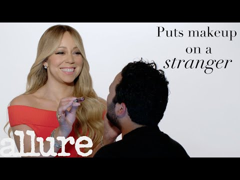 Mariah Carey Tries 9 Things She's Never Done Before   Allure