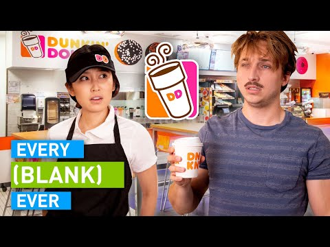 Every Dunkin' Donuts Ever