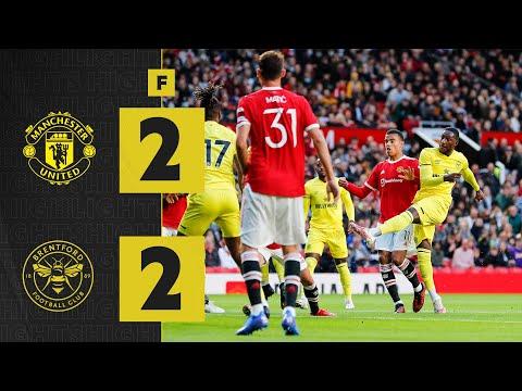 GOAL OF THE SEASON CONTENDERS | Man Utd 2-2 Brentford | Highlights