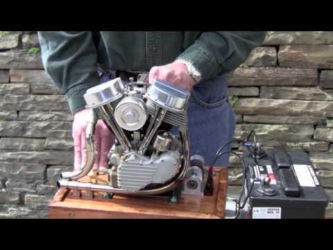 Worlds Smallest Running V8 Engine Wwwpicturessocom