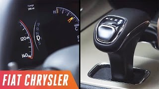 Why Chrysler's recalled gear shift is so bad