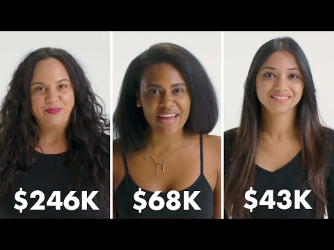 Women of Different Salaries on What They'd Buy If They Won The Lottery | Glamour