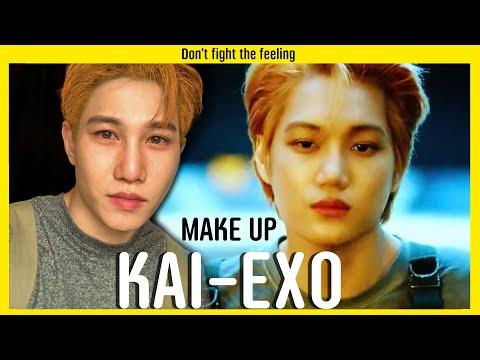 Korean-Make-up---KAI-EXO-dont-