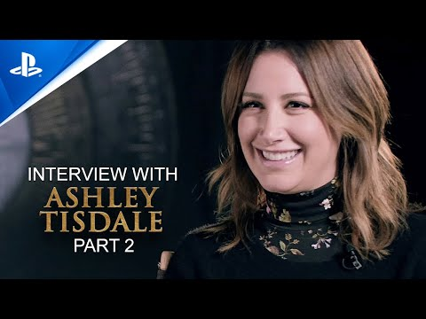 The Dark Pictures Anthology: House of Ashes – Interview with Ashley Tisdale Part 2 | PS5, PS4