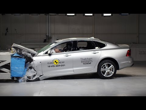 Volvo S90 Crash Test 2017 ? Best Performing Ever