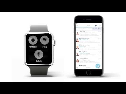 Enabling Secure Enterprise Productivity on Apple Watch