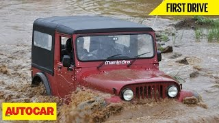 2015 Mahindra Thar | First Drive | Autocar India