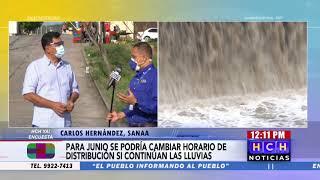 La Capital Racionamientos de agua volverán a 7 días a partir de junio