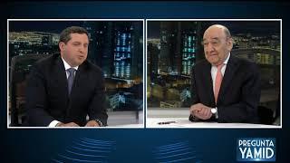 Pregunta Yamid: José Andrés Romero, Direcor de la DIAN